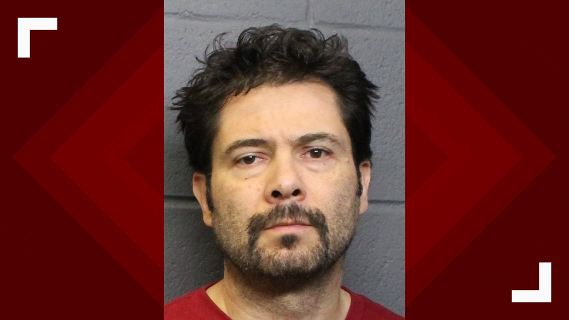Man arrested for killing neighbor's dog