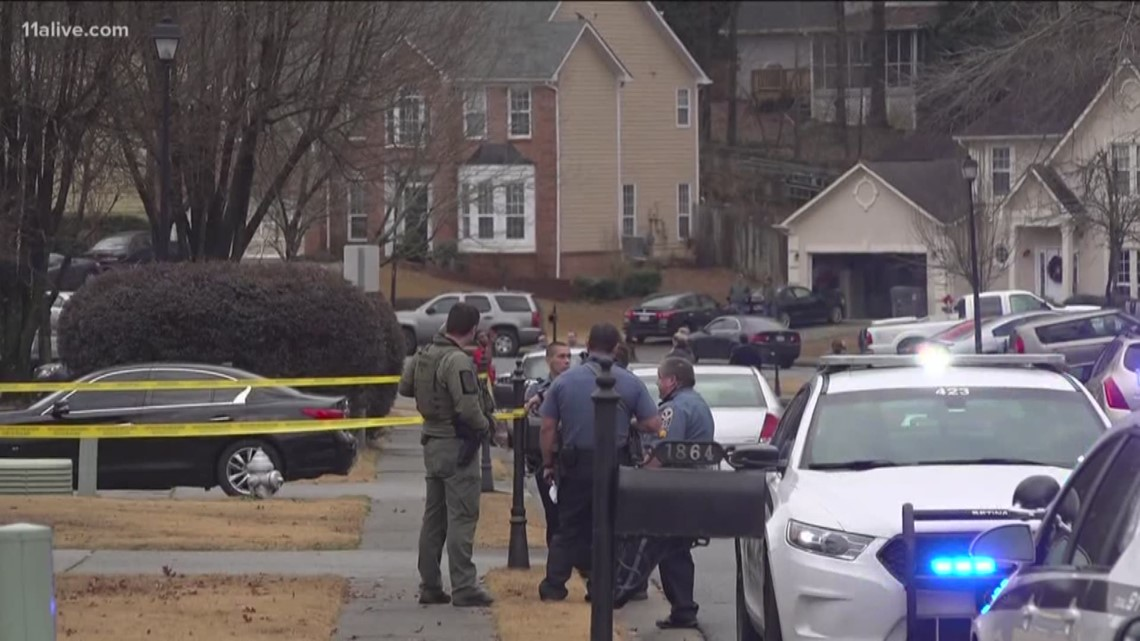 Police: Stolen gun used in accidental shooting, suicide of two teens in Lawrenceville