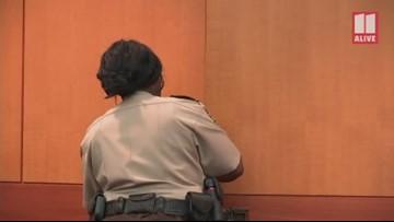 Jordyn Jones in court: Accused Alexis Crawford killer denied bond