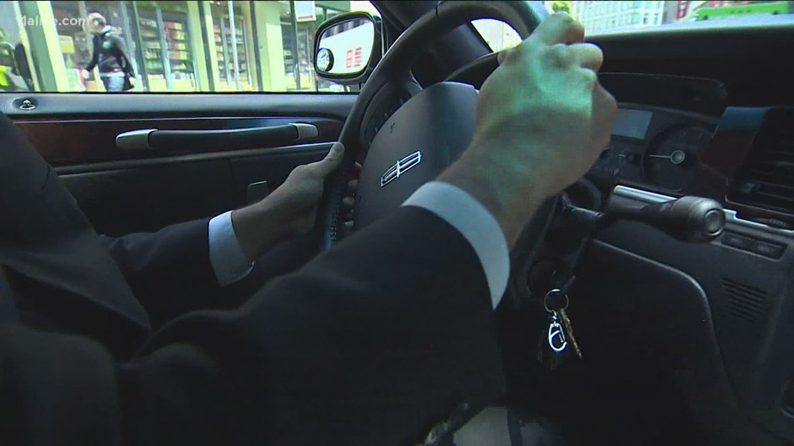 A look at safety for rideshare drivers