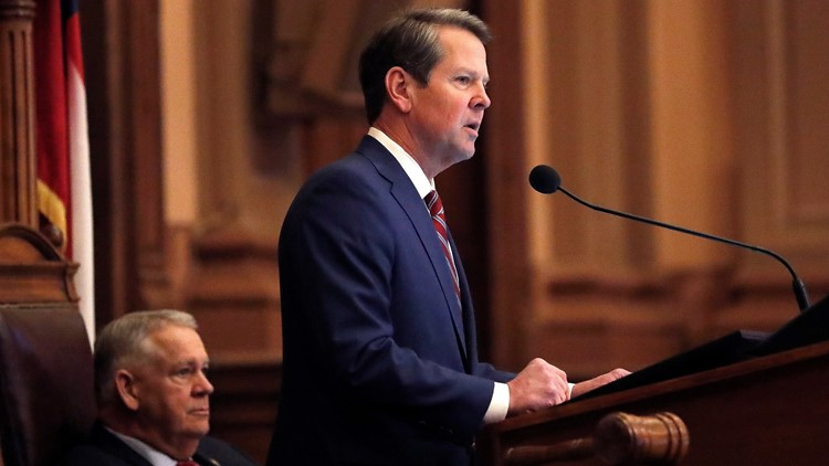 Gov. Kemp to announce U.S. Senate appointment Wednesday
