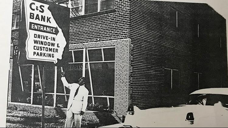 C&S Bank, 1960s