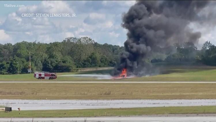 Atlanta headlines | New details released in deadly DeKalb airport crash