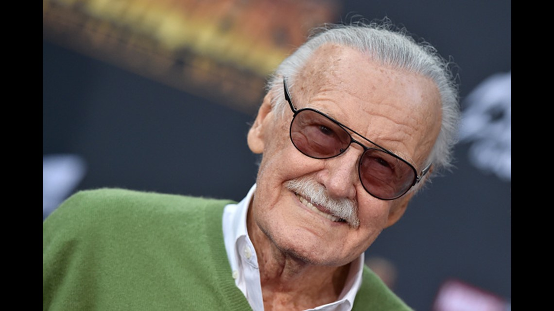 Remembering Stan Lee, founder of Marvel Comics
