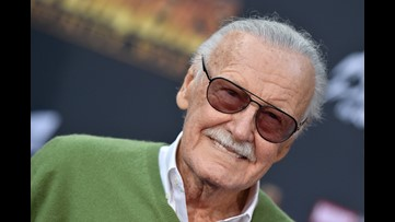 Remembering Stan Lee, founder of Marvel Comics