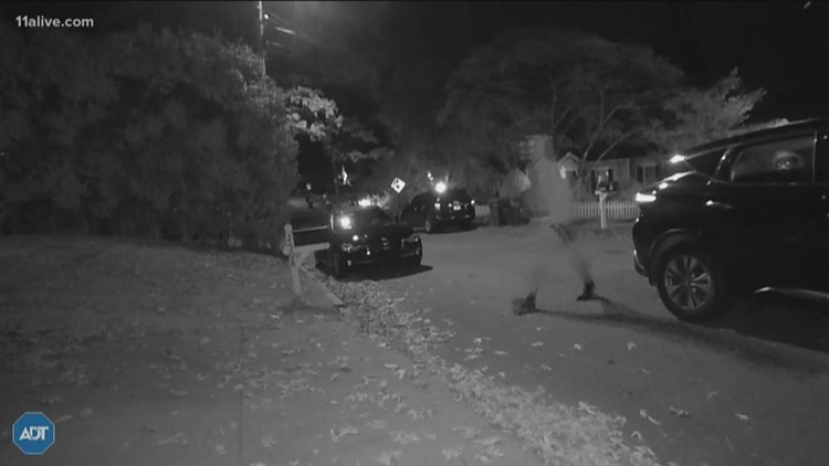 Neighbors concerned about car break-ins in Buckhead