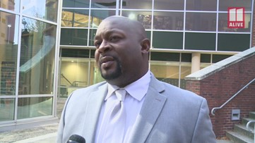 Family spokesperson the Rev. Markel Hutchins speaks on death of Alexis Crawford