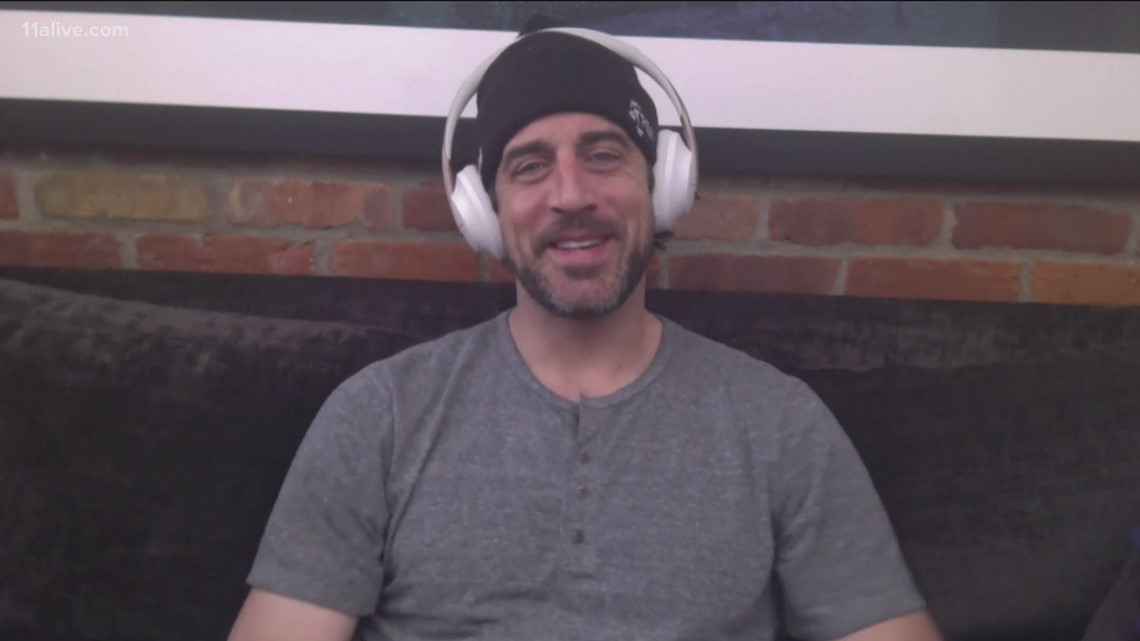 Aaron Rodgers hosts Jeopardy! - Green Bay Packers quarterback shares how he prepared for hosting