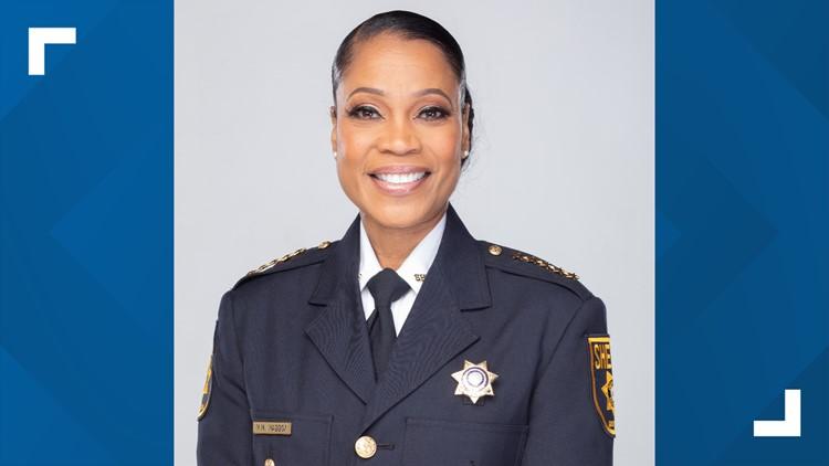 Sheriff Melody Maddox