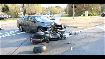 Suwannee man dead in motorcyle crash