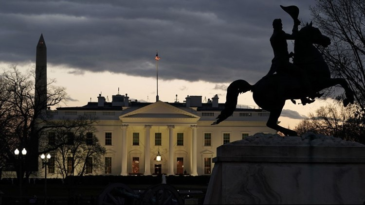 Georgia man arrested after plotting attack on White House, federal prosecutors say