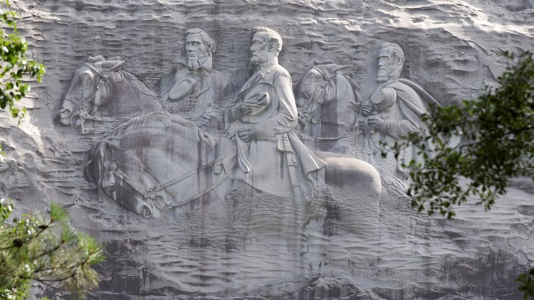 Confederate Memorial Day event denied permit at Stone Mountain Park