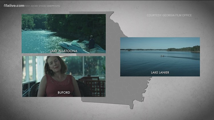 Hit show 'Ozark' continues to make lasting impact on Georgia