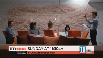 PREVIEW Sunday's 'Atlanta Tech Edge'