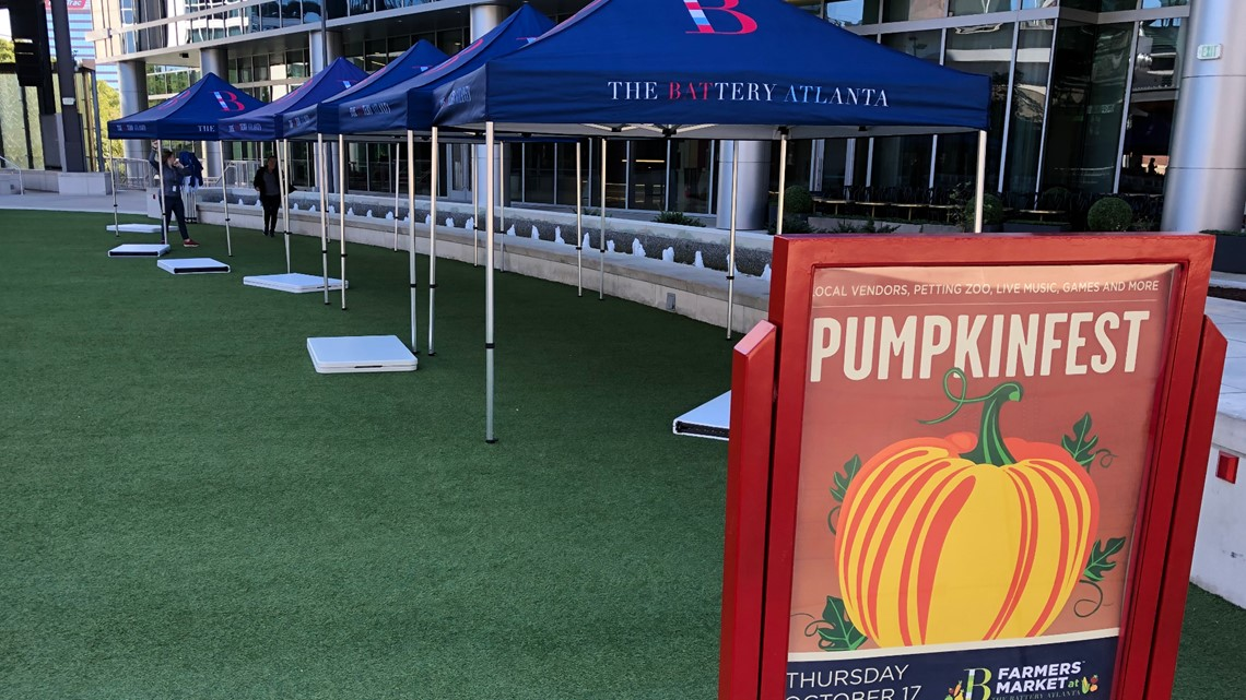 The Battery Atlanta celebrates fall with annual Pumpkinfest