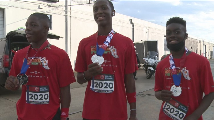 More countries, states represented in the AJC Peachtree 2020 Road Race