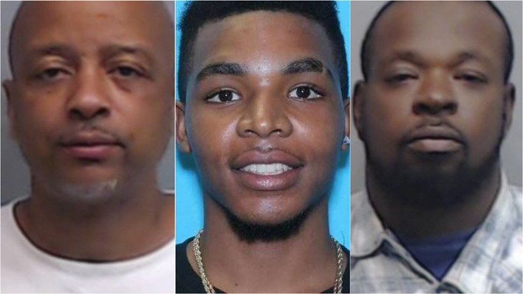 Fulton County DA's Office Rape Kit Unit Cleophus Ward D'Andre Shabazz Taylor Spann