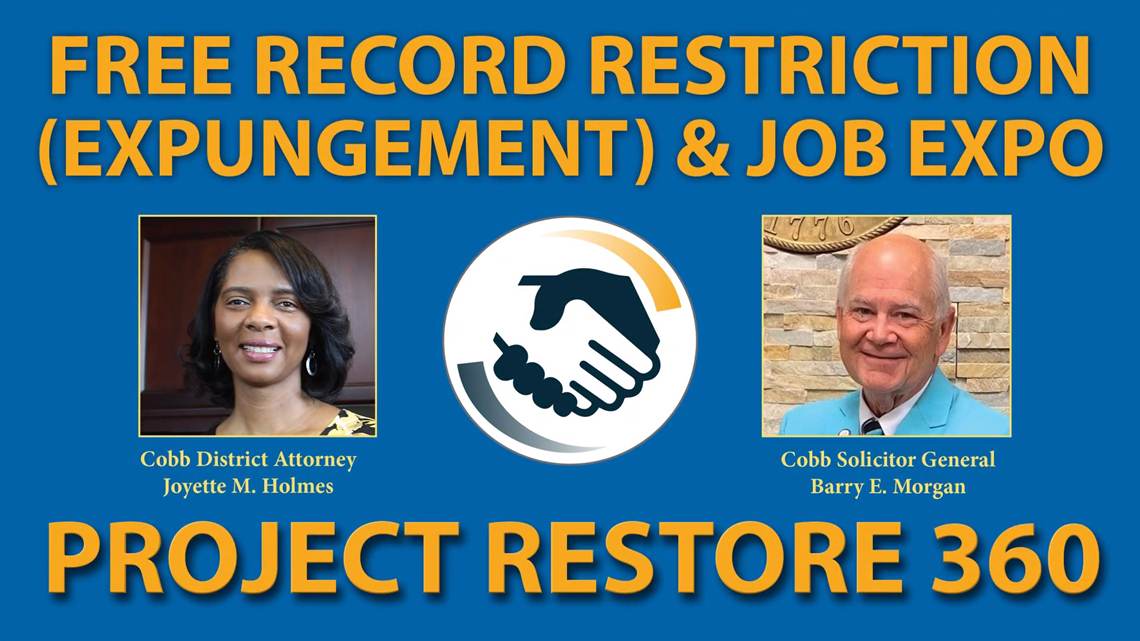 Cobb County to restrict arrest records