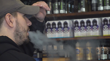 Vaping laws have some fuming in Forsyth County