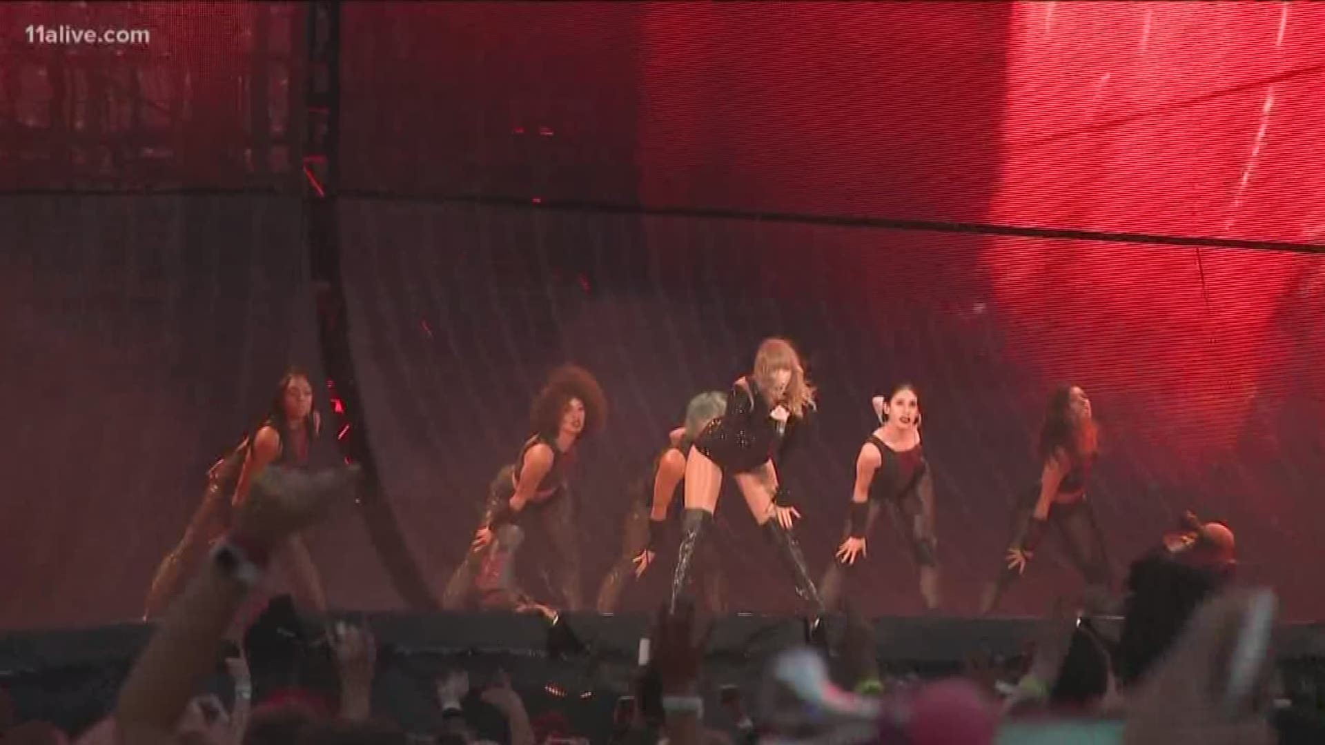 What To Know For Taylor Swift S Atlanta Concert Ready For It 11alive Com