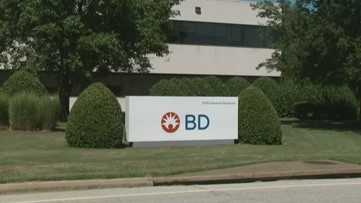 State takes legal action to force BD plant in Covington to shut down