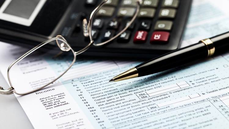 Why did the IRS delay the tax deadline?
