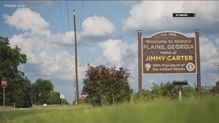 Jimmy Carter National Historic Site in Plains now a national historic park
