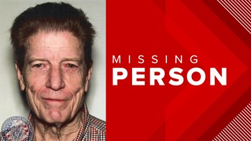 76-year-old man with dementia missing from Gainesville