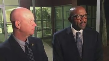 Athens police chief, GBI agent speak after shooting involving several officers