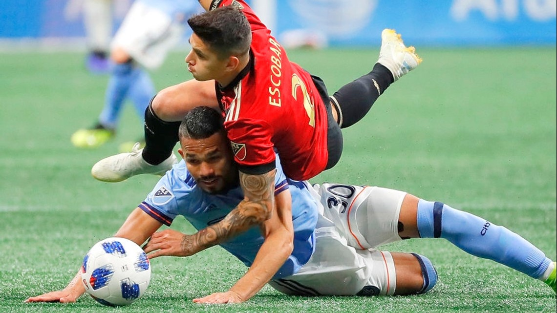 Victory! Atlanta United makes franchise history with playoff series win
