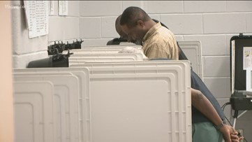 Judge won't toss lawsuit challenging voting machines in Georgia