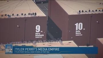 Tyler Perry's Media Empire