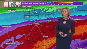 Evening forecast March 3, 2020