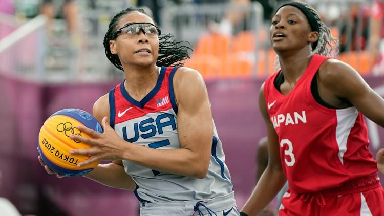USA women's 3x3 basketball, Georgia's Allisha Gray go for medal | Result