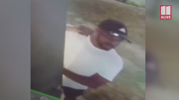 Buckhead Village shooting suspect caught on camera