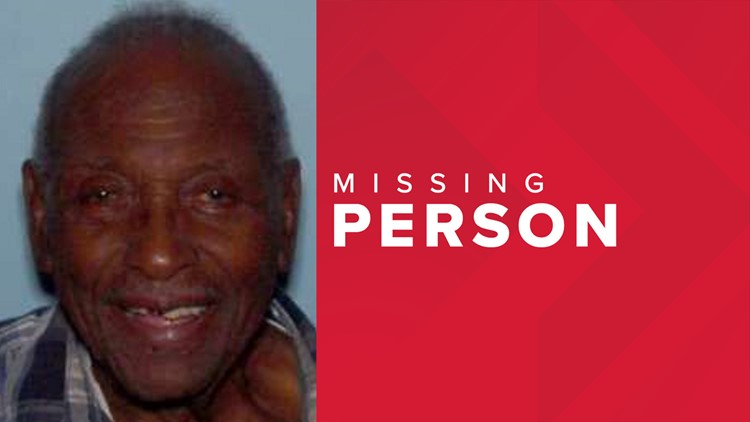William H. Huff Sr. - missing