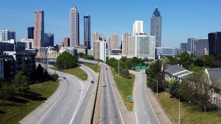 Atlanta faces $10 billion loss amid coronavirus pandemic, reports show