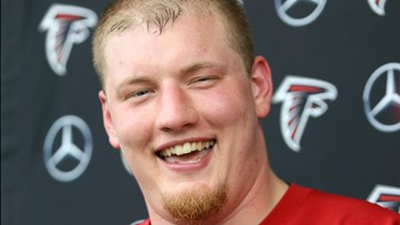 Falcons rookie Kaleb McGary undergoing heart  procedure
