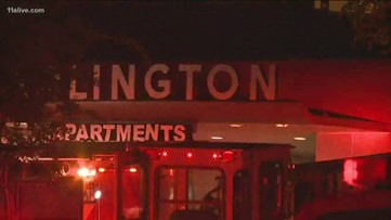 Third confirmed fire at Darlington apartments only adds to stress for residents