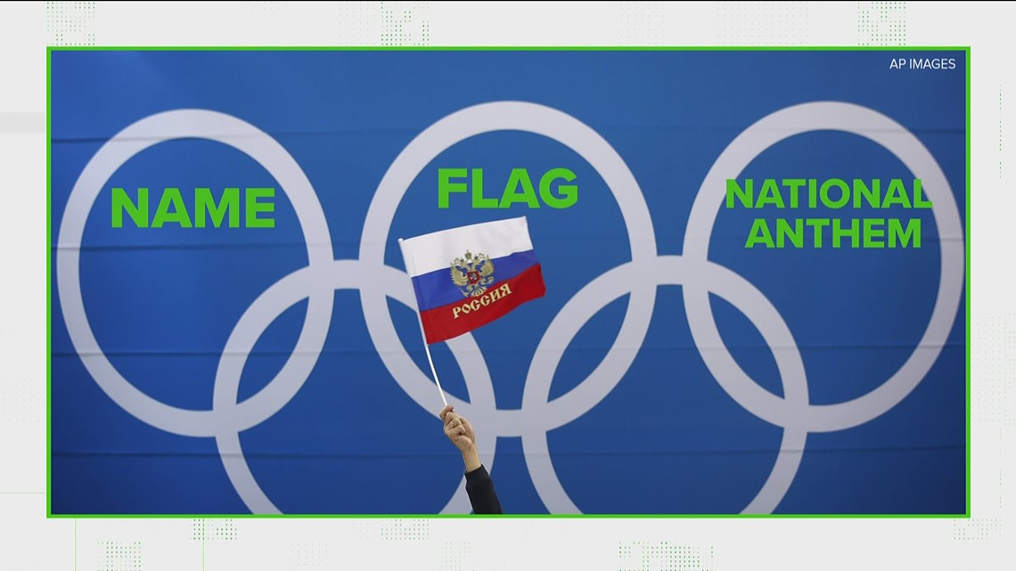 Why Russia is called ROC at the Tokyo Olympics   Verify