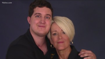 Mother and son fight for safety rails on college campuses after tragic fall causes brain injury