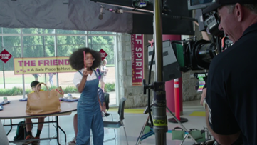 'Little,' filmed in Atlanta, focuses on a bigger picture