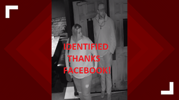 Facebook helps police ID $200 'dine and ditch' suspects