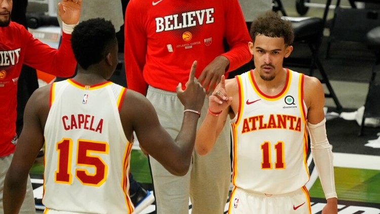Trae Young scores 48 points, Hawks beat Bucks 116-113 in Game 1