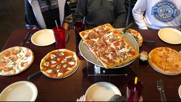 One marathoner's search for the best pizza in Forsyth County