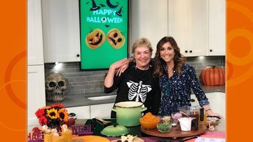 Halloween Treats with Taste and Savor