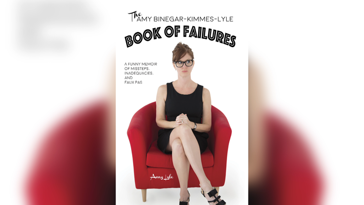 Local author and comedian discusses her new show and upcoming movie
