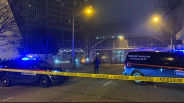 Deadly shootout unfolds in front of off-duty Atlanta officer