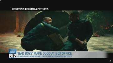 'Bad Boys' dominates at the box office