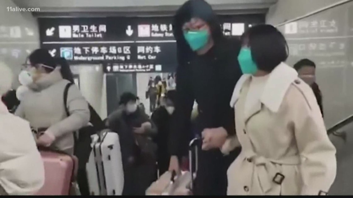 41 deaths reported in China from coronavirus